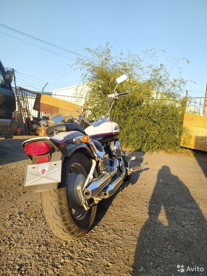 Yamaha Drag Star 400  89141706756 купить 1