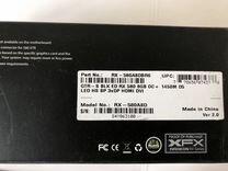 Видеокарта XFX radeon 580 8gb