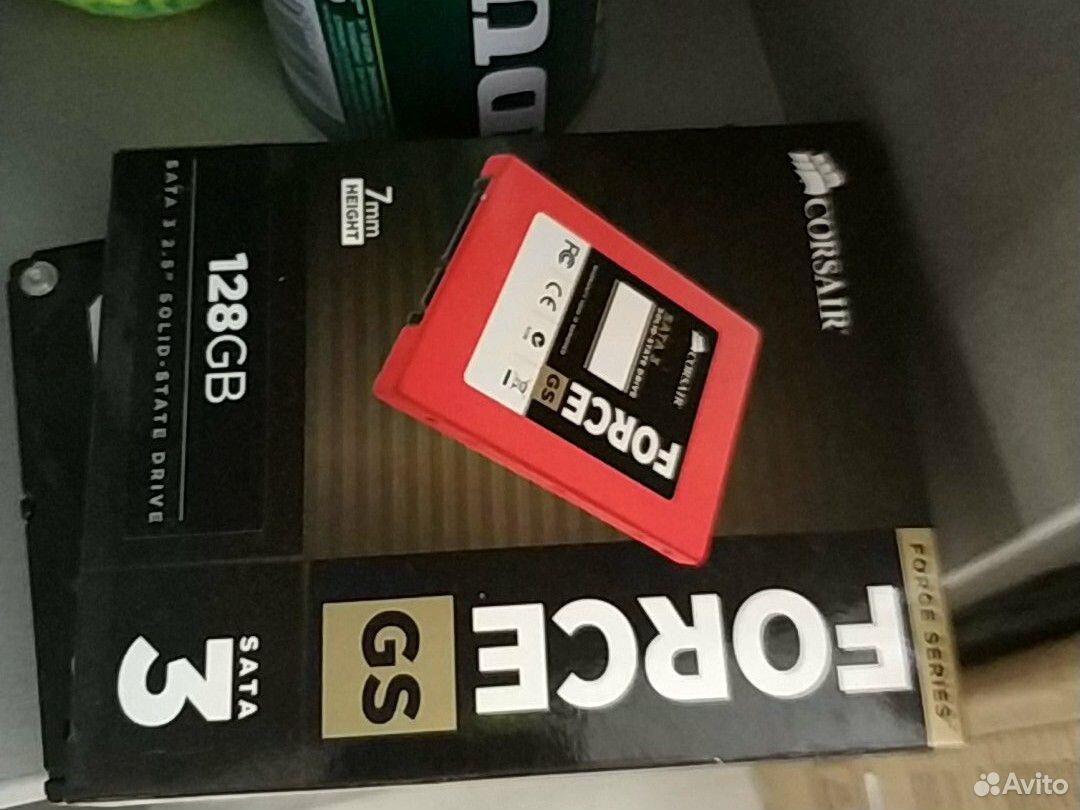 Твердотельный жесткий диск SSD Corsair Force Serie  89140718373 купить 1