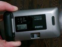 Nikon fm2 новый Konica big mini Pentax espio mini