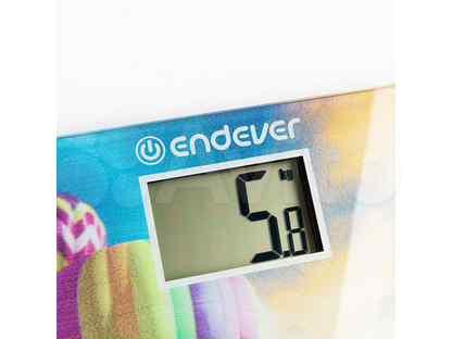 Весы электронные напольные endever aurora-551
