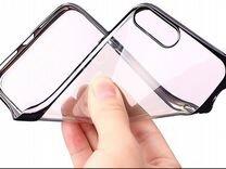 Для iPhone 8 чехол-бампер