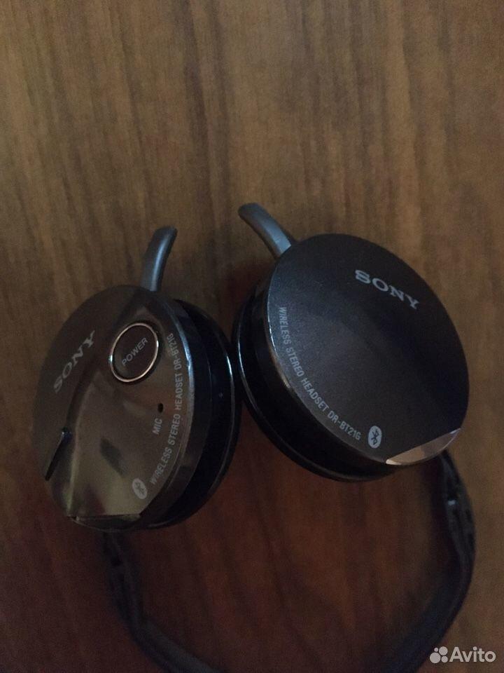 Беспроводные наушники Sony  89800668563 купить 4