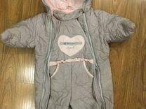 Детский комбенизон — Детская одежда и обувь в Новосибирске