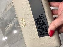 Кошелек Karl Lagerfeld кожа