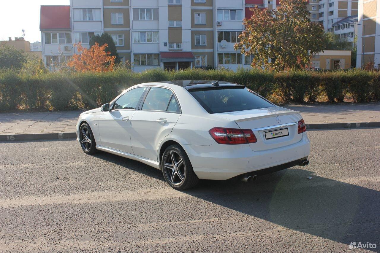 Mercedes-Benz E-класс, 2011  89107494011 купить 1
